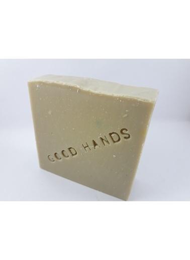 Good Hands Good Hands Bıttım Sabunu %100 Doğal El Yapımı 125 Hr +-  İdeal Cilt Ve Saç Bakım Ürünü  GHSN25 Yeşil